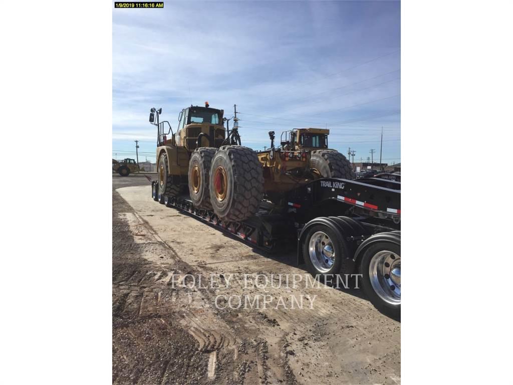 Caterpillar 745CPS, Articulated Dump Trucks (ADTs), Construction