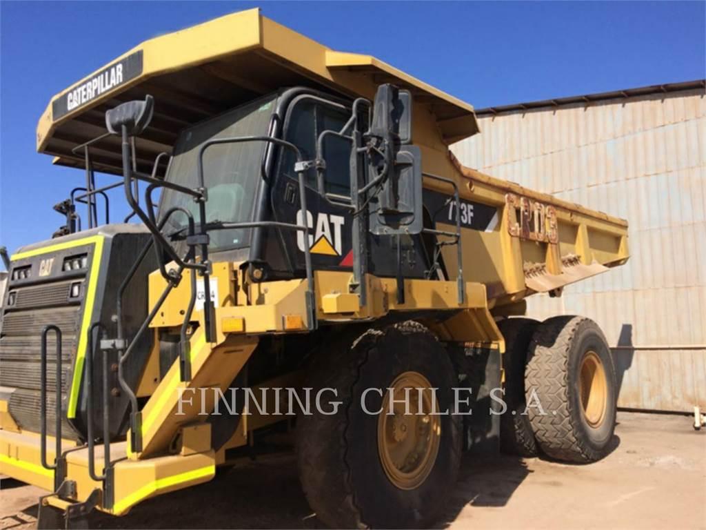 Caterpillar 773GLRC, Dumper - Knickgelenk, Bau-Und Bergbauausrüstung