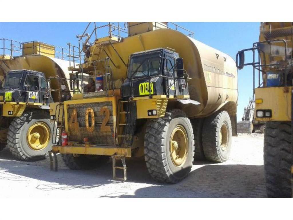 Caterpillar 777DLRC, Articulated Dump Trucks (ADTs), Construction