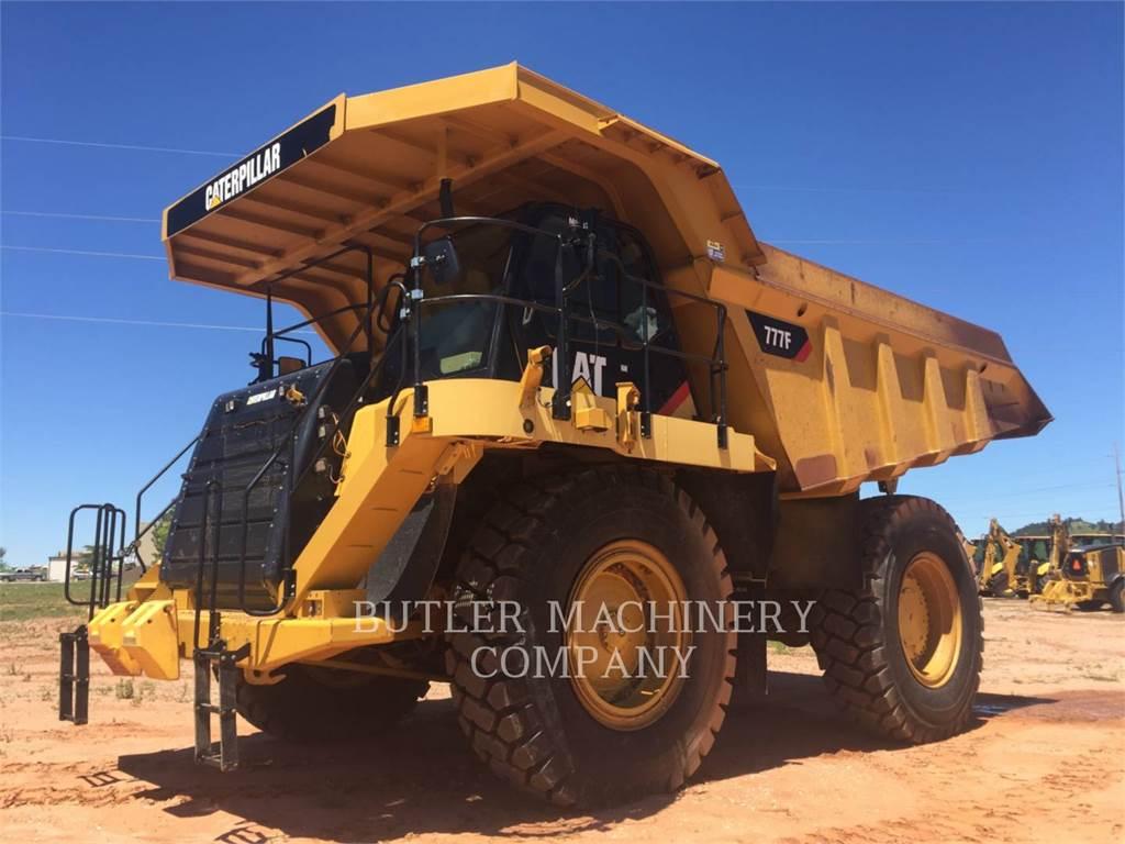Caterpillar 777F, Dumper - Knickgelenk, Bau-Und Bergbauausrüstung