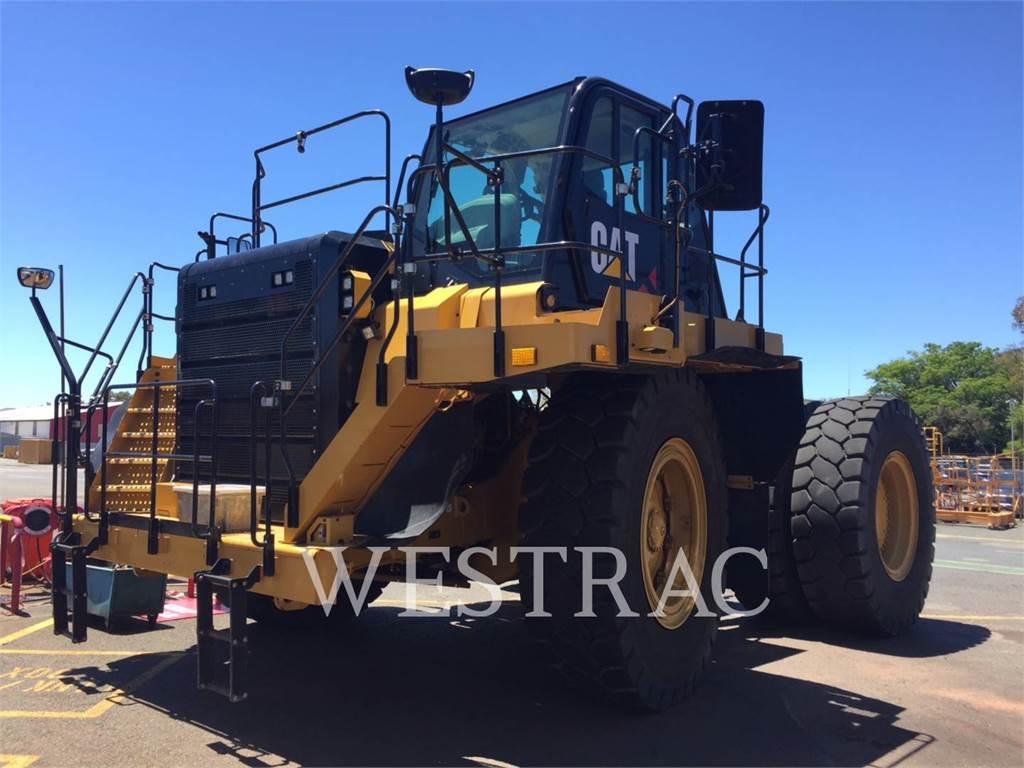 Caterpillar 777G, Articulated Dump Trucks (ADTs), Construction
