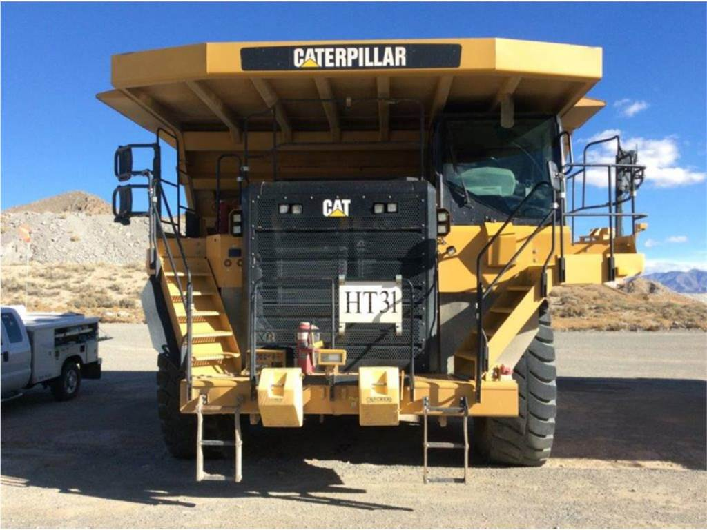 Caterpillar 777G, Articulated Dump Trucks (ADTs), Construction
