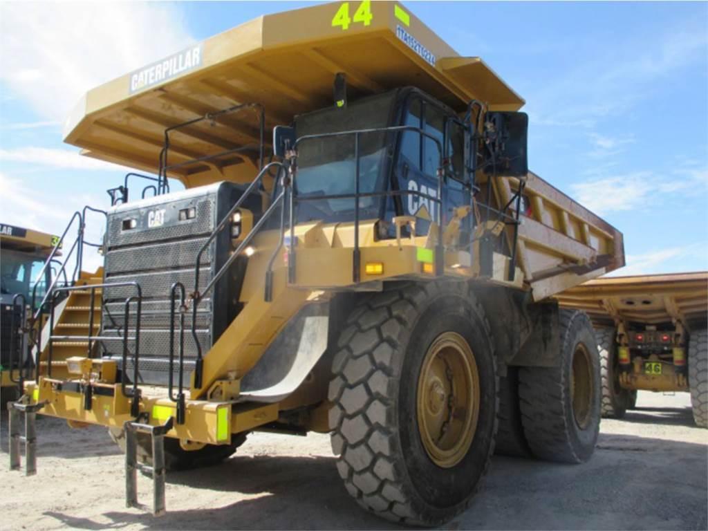 Caterpillar 777GLRC, Tombereau articulé, Équipement De Construction