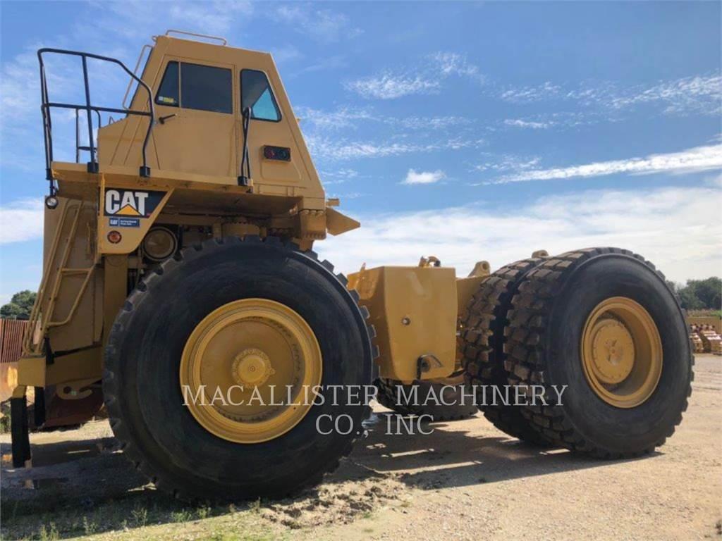 Caterpillar 785B, Articulated Dump Trucks (ADTs), Construction