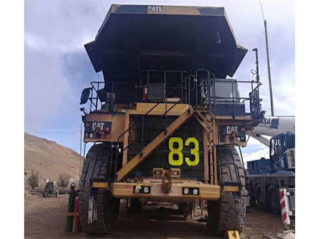 Caterpillar 785D, Articulated Dump Trucks (ADTs), Construction