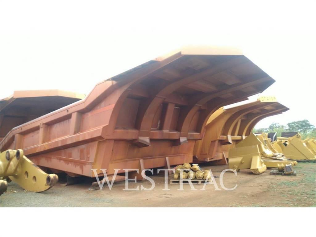 Caterpillar 793F MSDII, corps, Équipement De Construction