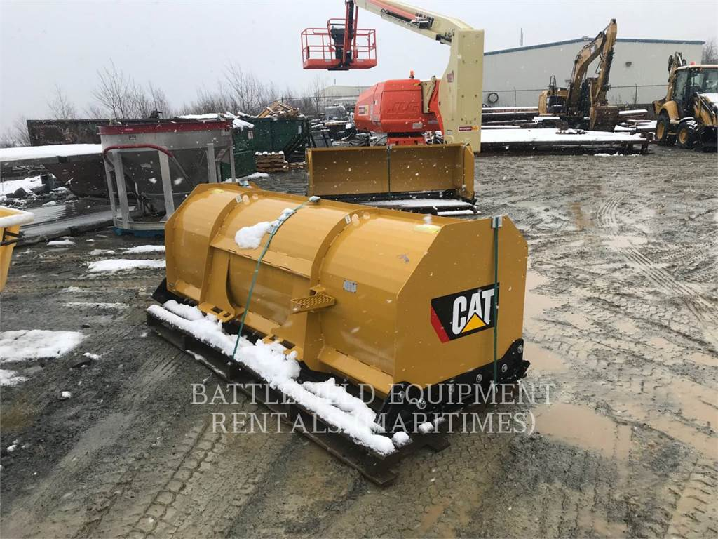 Caterpillar 8.FT.SNOW.PUSHER, snow removal, Agriculture