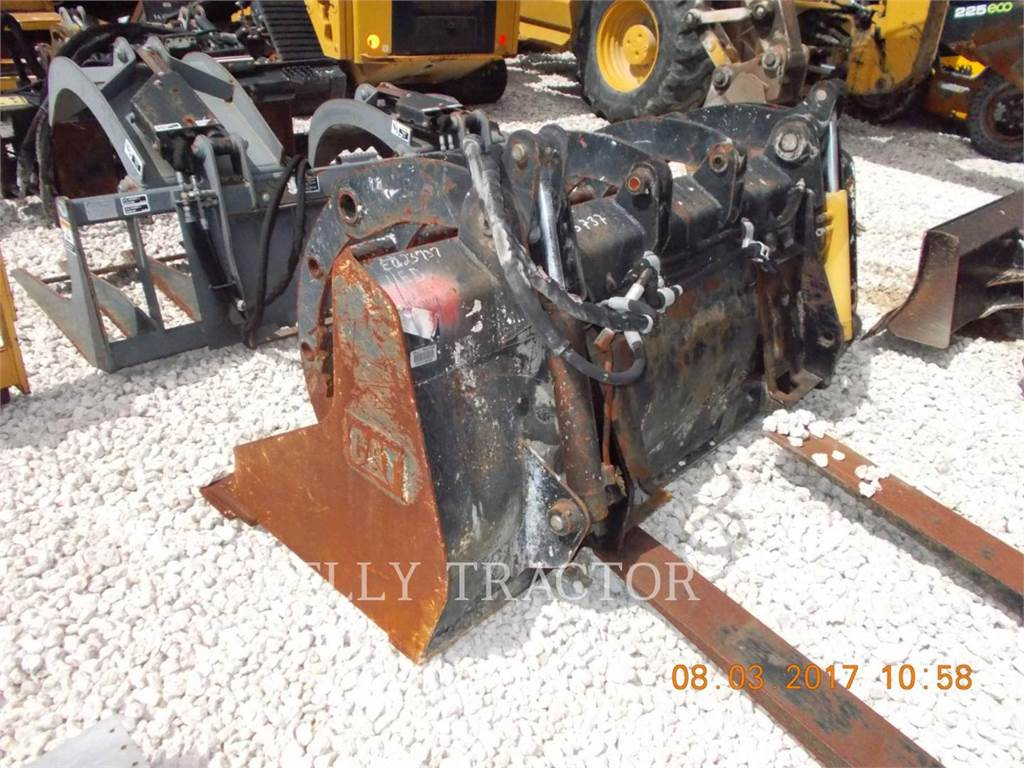Caterpillar 81 INDUSTRIAL GRAPPLE, grapple, Construction