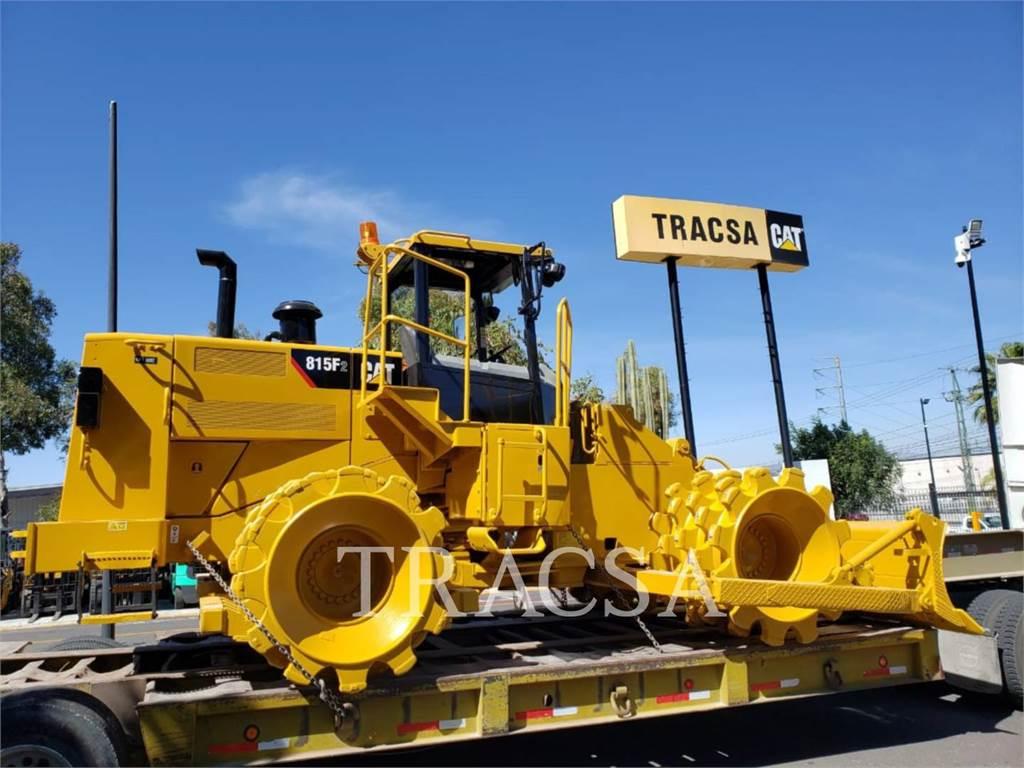 Caterpillar 815F II, Compactors, Construction