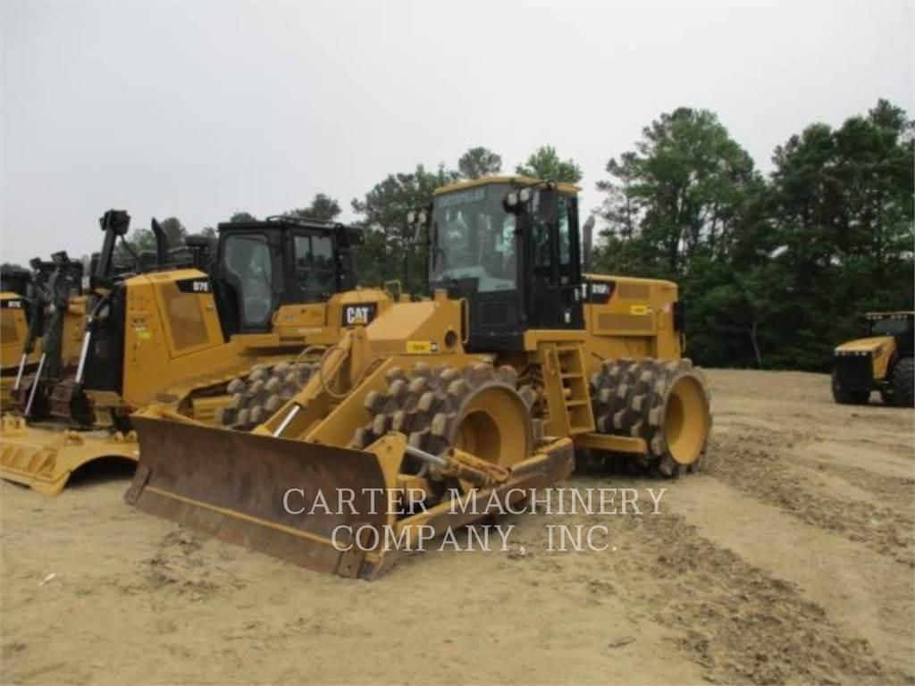 Caterpillar 815F2, Compactors, Construction