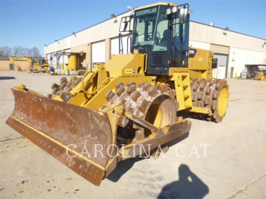 Caterpillar 815F2, Bulldozer, Équipement De Construction