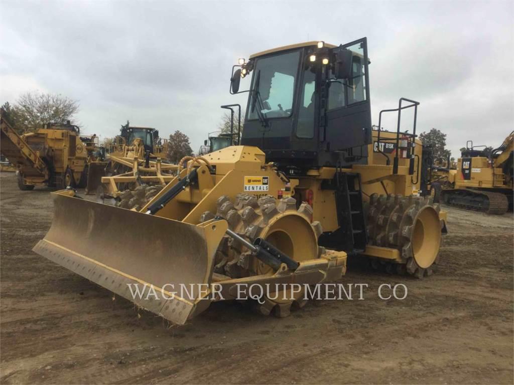 Caterpillar 815K, Wheel Loaders, Construction