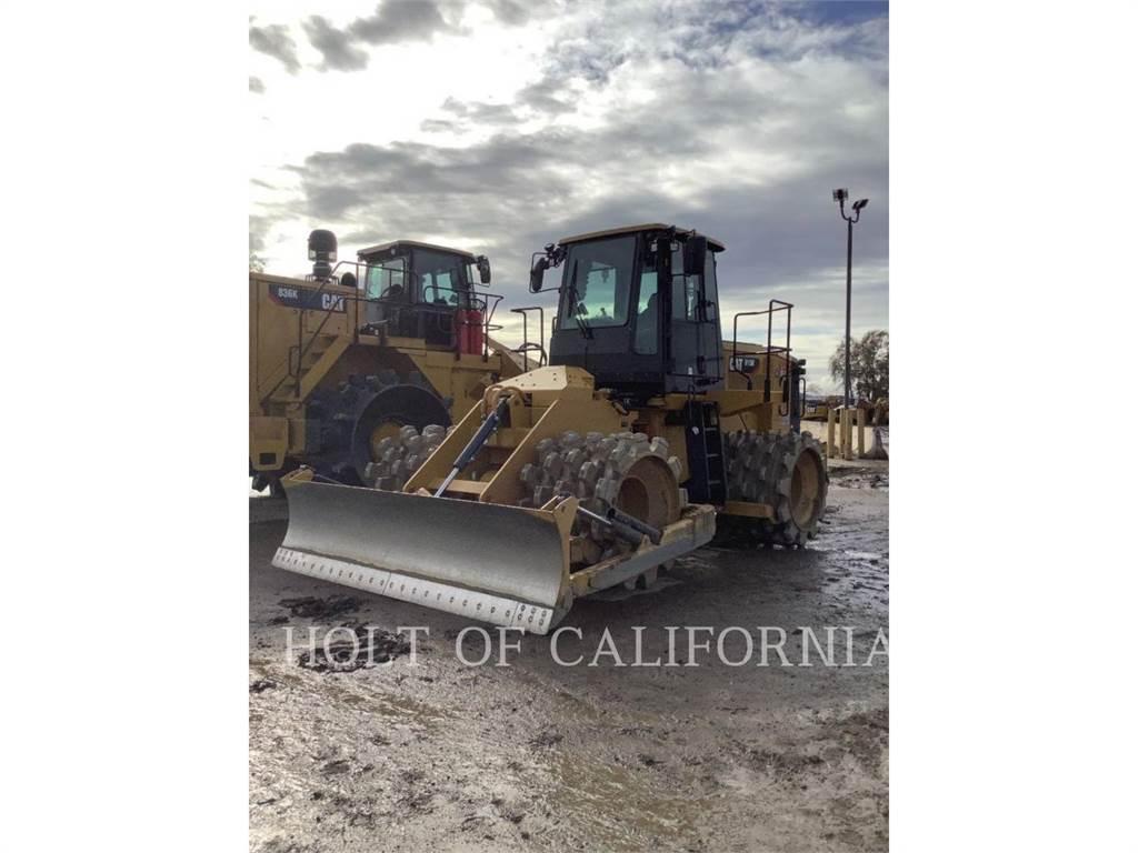 Caterpillar 815K, Compactors, Construction