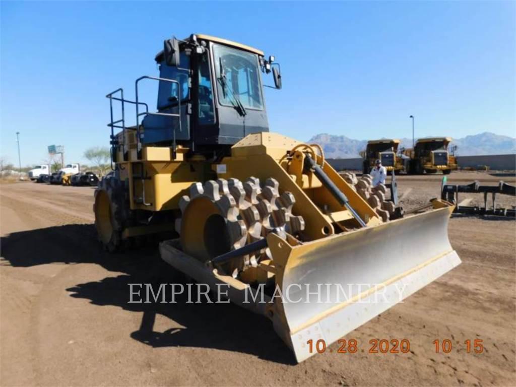 Caterpillar 815K CA, Compacteurs, Équipement De Construction