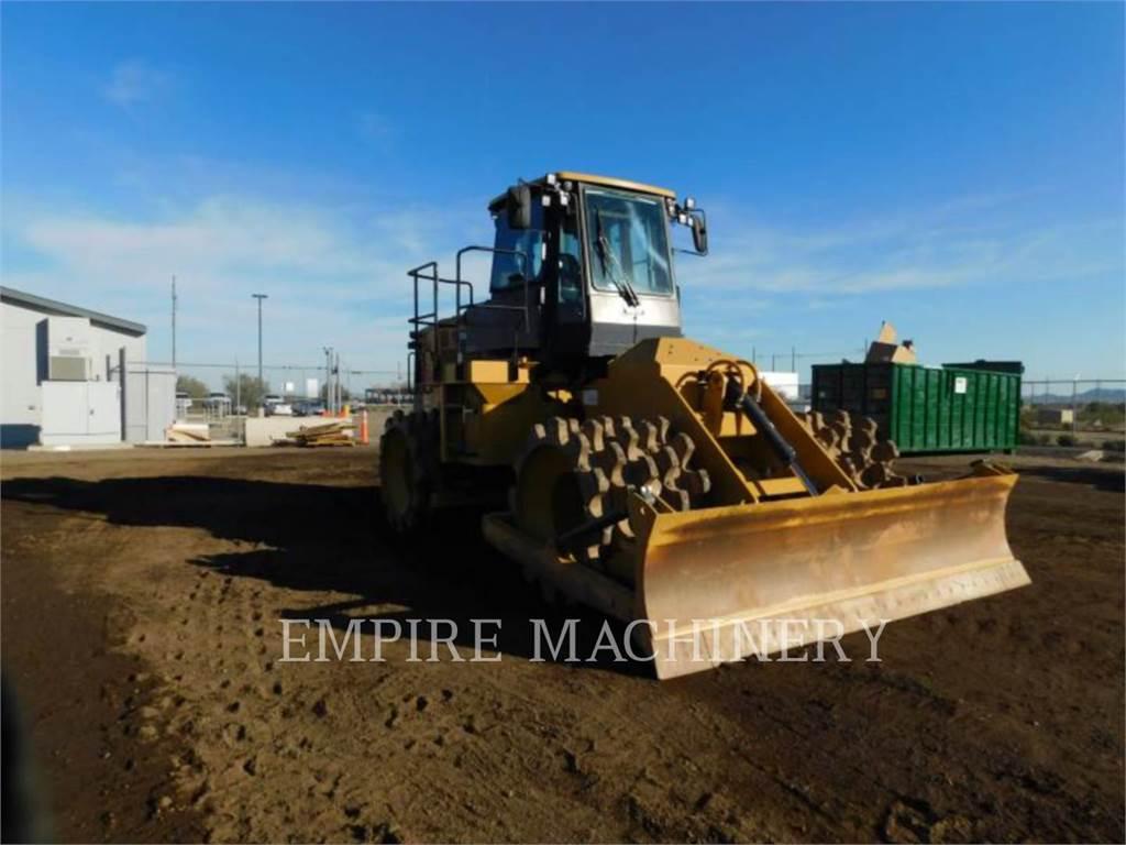 Caterpillar 815K CA, Verdichter, Bau-Und Bergbauausrüstung