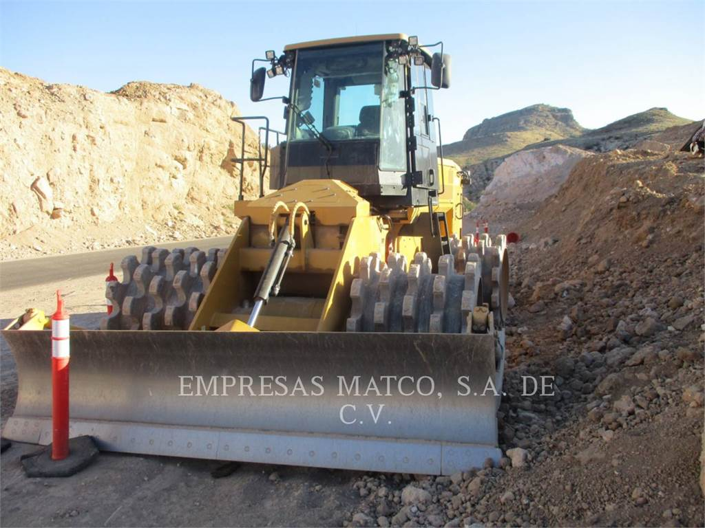 Caterpillar 815KLRC, Waste Compactors, Construction