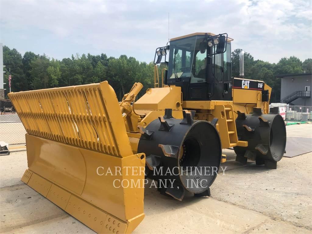 Caterpillar 816F, Compactors, Construction