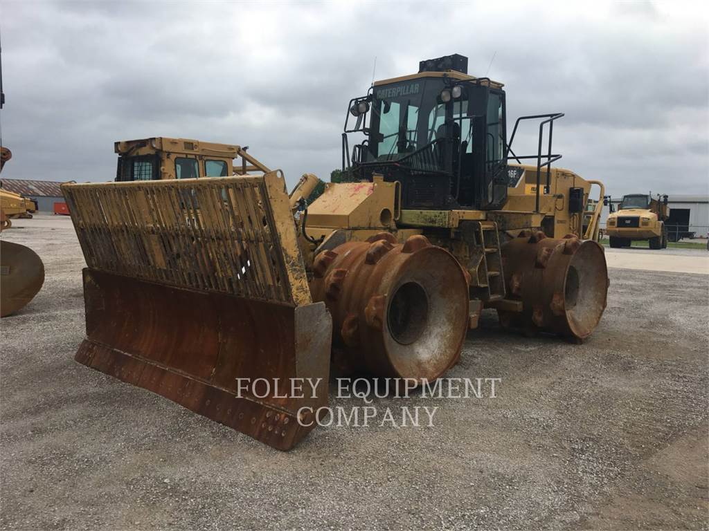 Caterpillar 816F2, Verdichter, Bau-Und Bergbauausrüstung