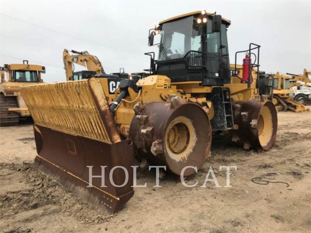 Caterpillar 816K, Compactors, Construction