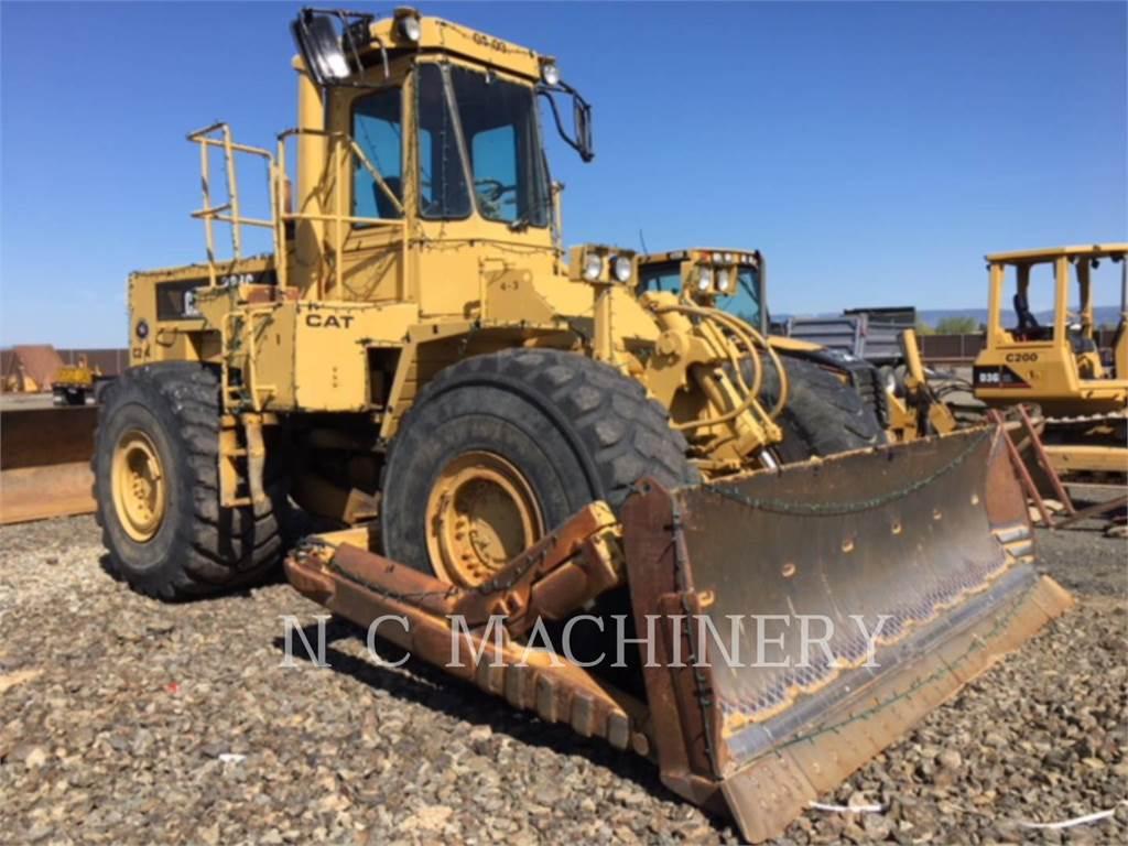 Caterpillar 824C, Bulldozers, Attrezzature Da Costruzione