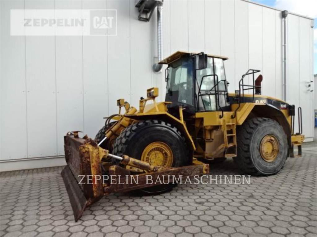 Caterpillar 824G, Planierraupen, Bau-Und Bergbauausrüstung