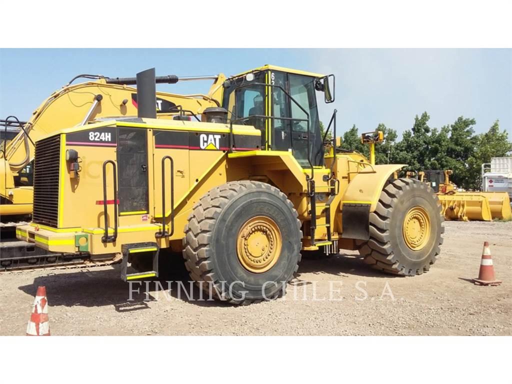 Caterpillar 824H, Dozers, Construction