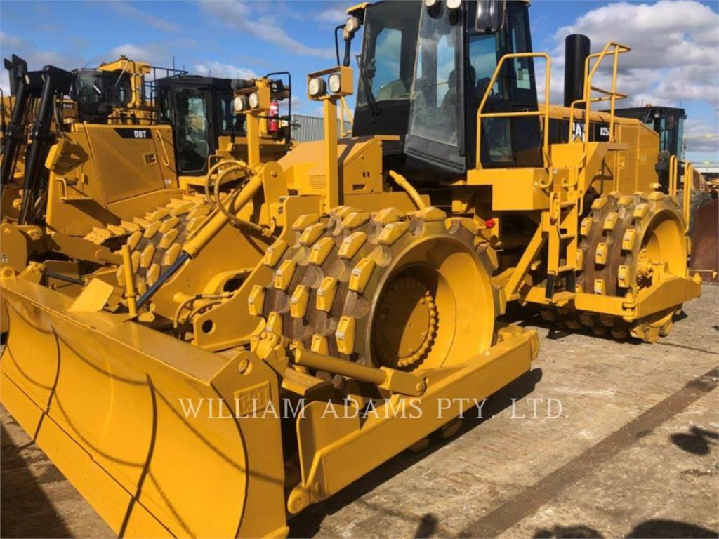 Caterpillar 825H, Compactors, Construction