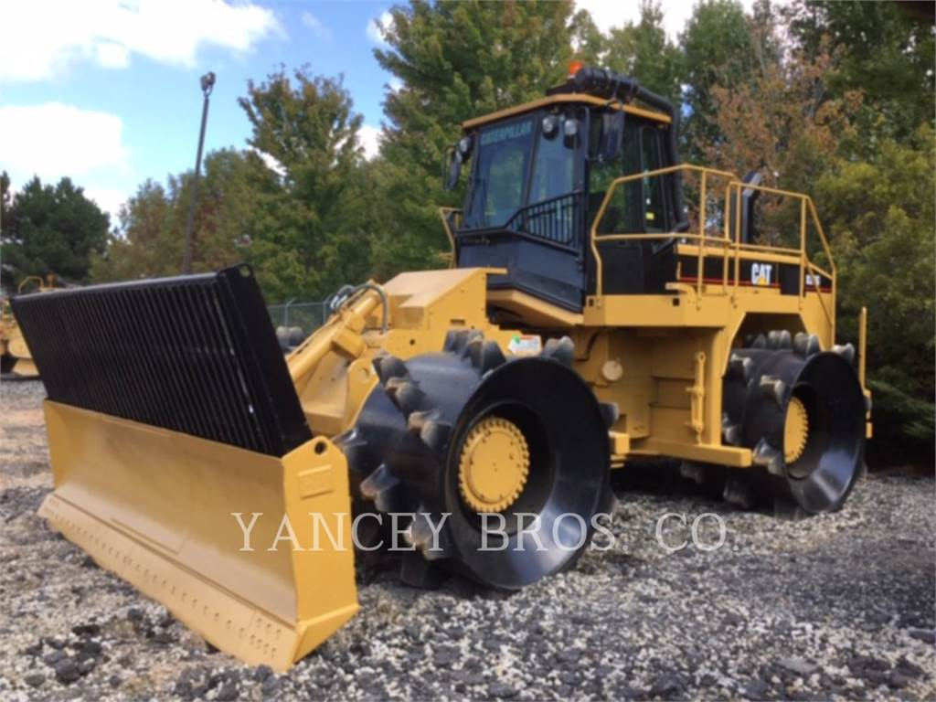 Caterpillar 826G, Compactors, Construction