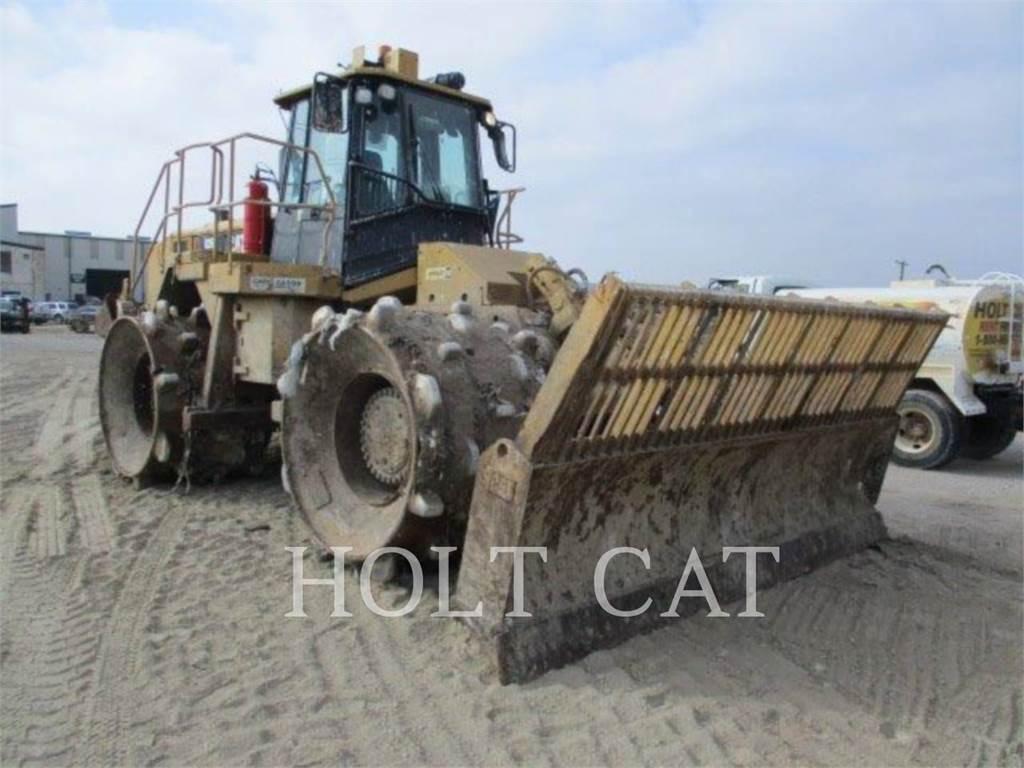 Caterpillar 826H, Compactors, Construction
