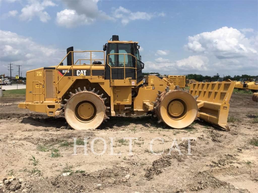 Caterpillar 826H, Compactors, Bouw
