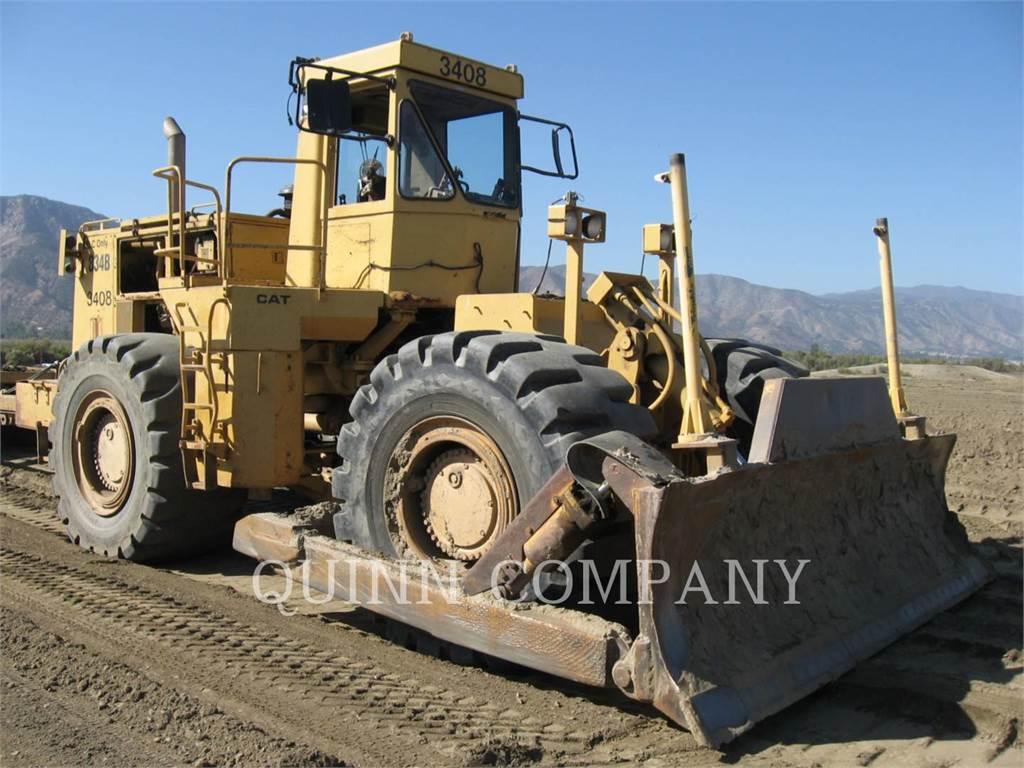 Caterpillar 834B、ブルドーザー、建設