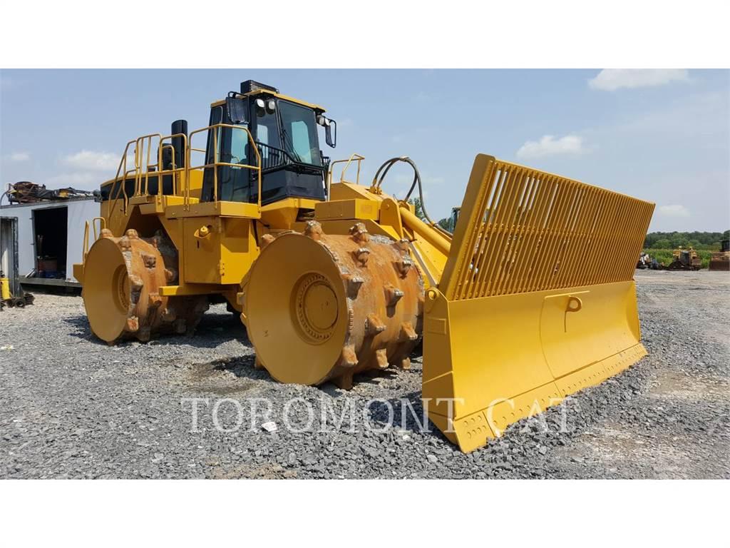 Caterpillar 836G, Raupenbagger, Bau-Und Bergbauausrüstung