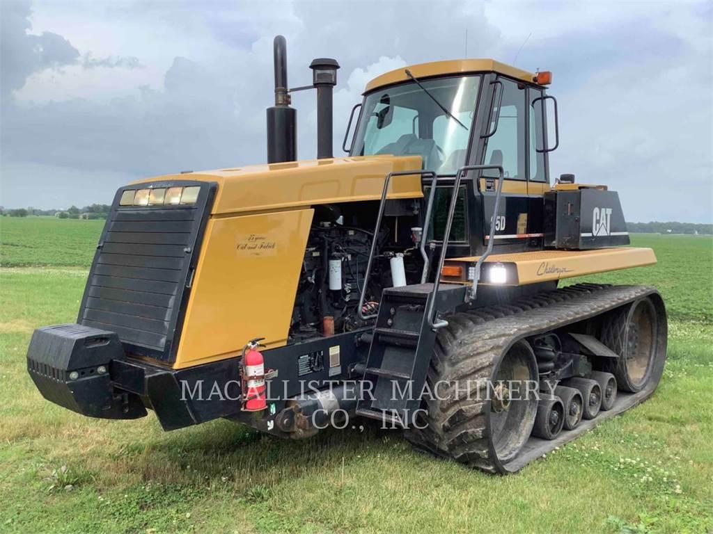 Caterpillar 85D, tractors, Agriculture