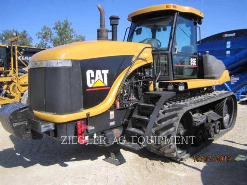 Caterpillar 85E, tratores agrícolas, Agricultura