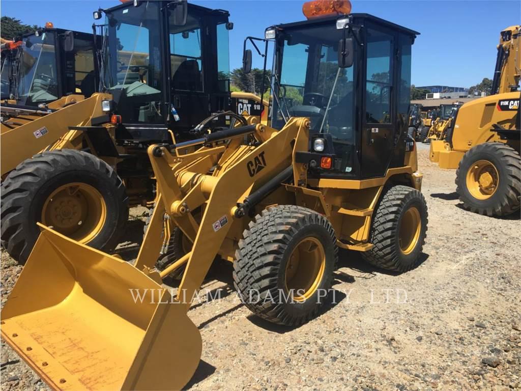 Caterpillar 902B, Radlader, Bau-Und Bergbauausrüstung