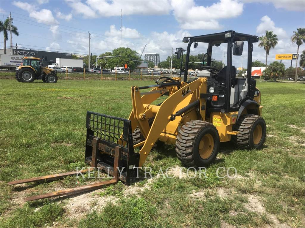 Caterpillar 903C, Wheel Loaders, Construction