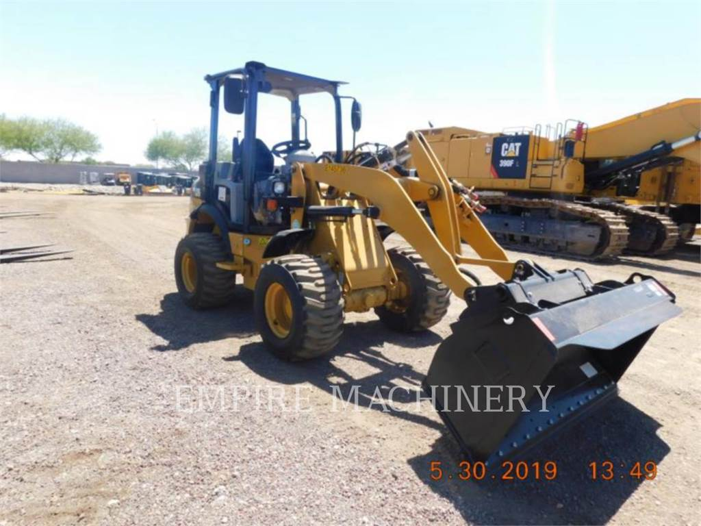 Caterpillar 903C2, Wheel Loaders, Construction