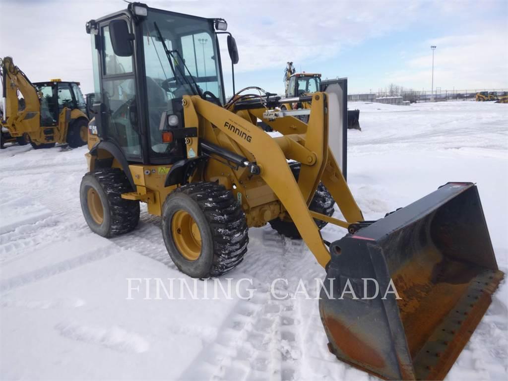 Caterpillar 903C2, Wheel Loaders, Construction