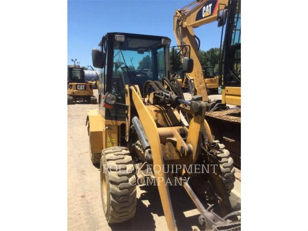 Caterpillar 904B, Wheel Loaders, Construction