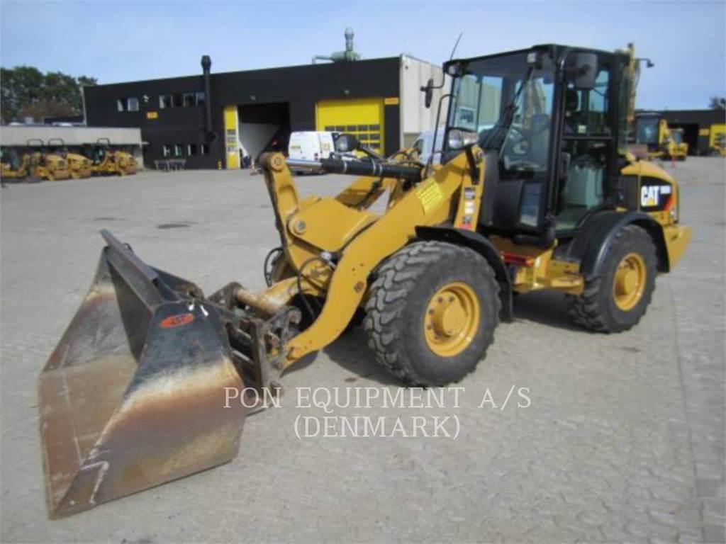 Caterpillar 906 H 2, Pás carregadoras de rodas, Equipamentos Construção