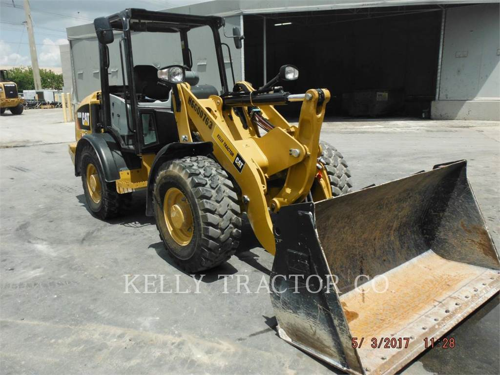 Caterpillar 906 M (HPL), Wheel Loaders, Construction