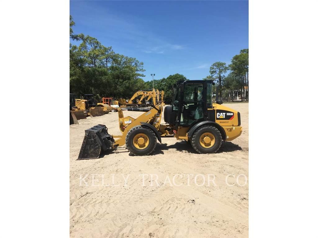 Caterpillar 906 M (HPL), Pás carregadoras de rodas, Equipamentos Construção