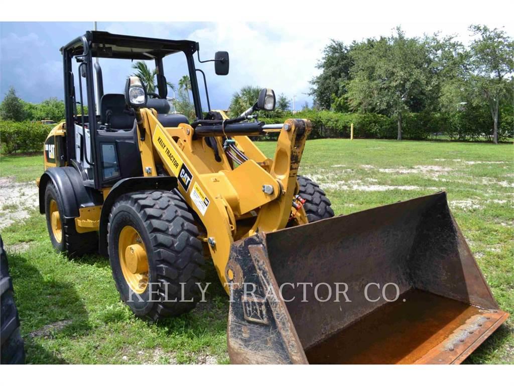 Caterpillar 906 M (HPL), Cargadoras sobre ruedas, Construcción