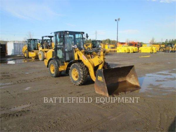 Caterpillar equipment dealers canada