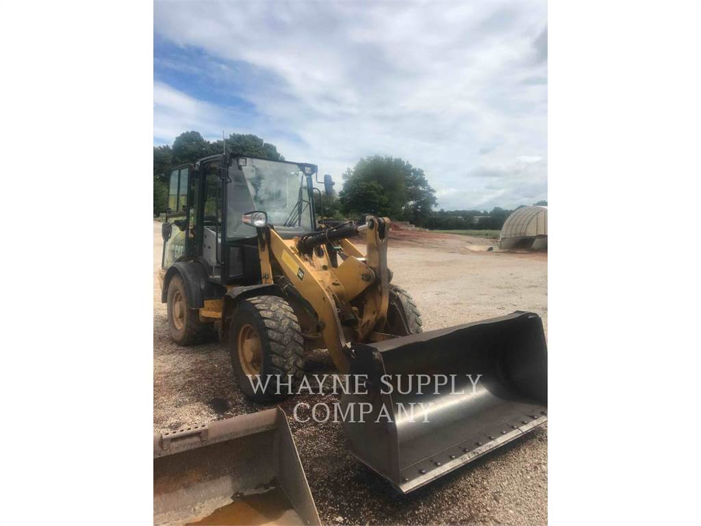 Caterpillar 906H, Wheel Loaders, Construction