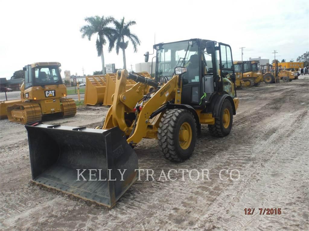 Caterpillar 906H2, Cargadoras sobre ruedas, Construcción