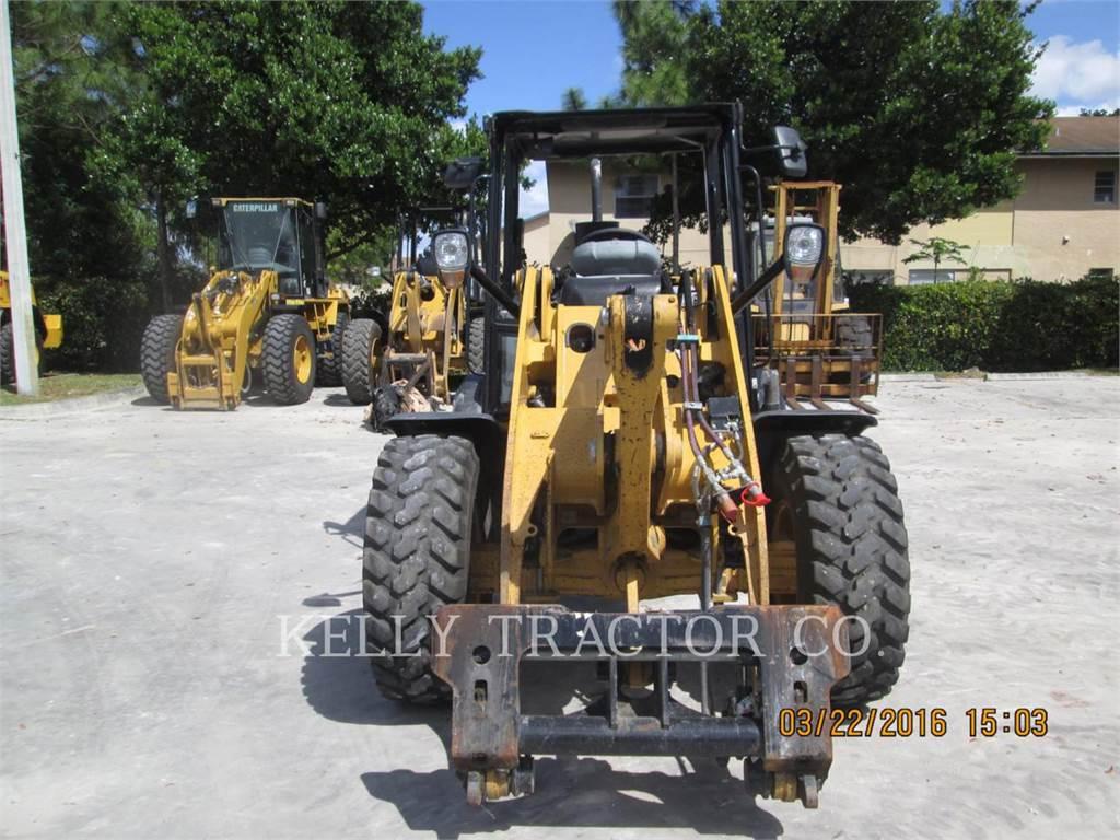 Caterpillar 906H2, Ładowarki kołowe, Sprzęt budowlany