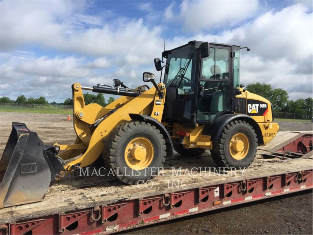 Caterpillar 906H2, Wheel Loaders, Construction