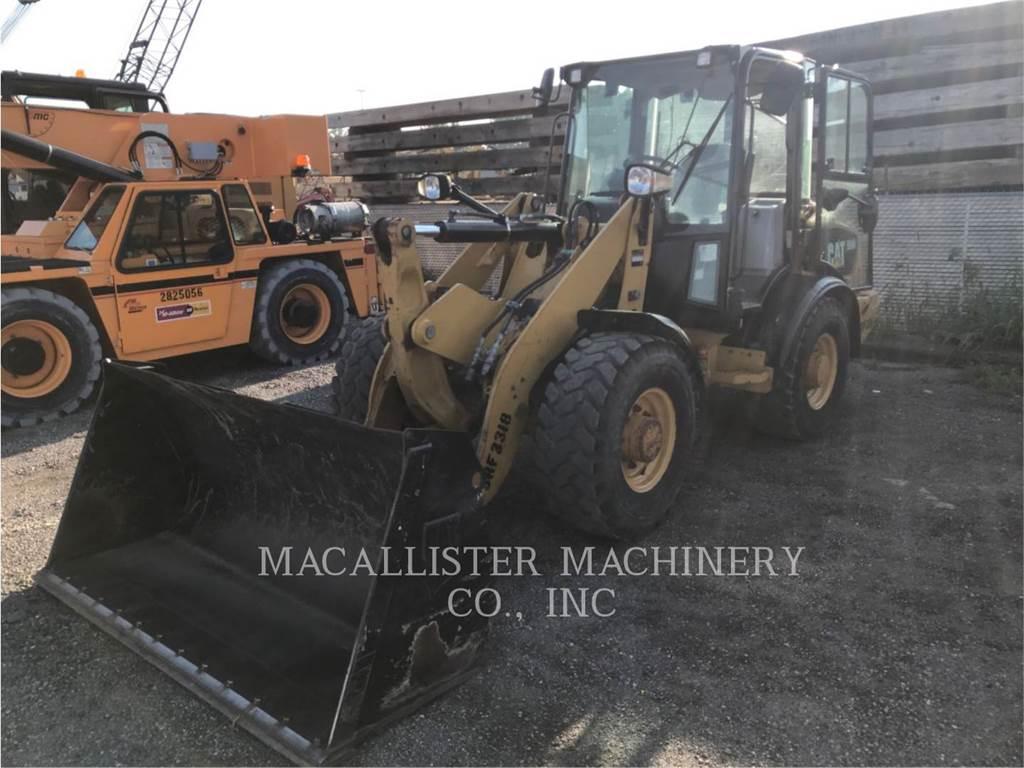 Caterpillar 906H2, Incarcator pe pneuri, Constructii