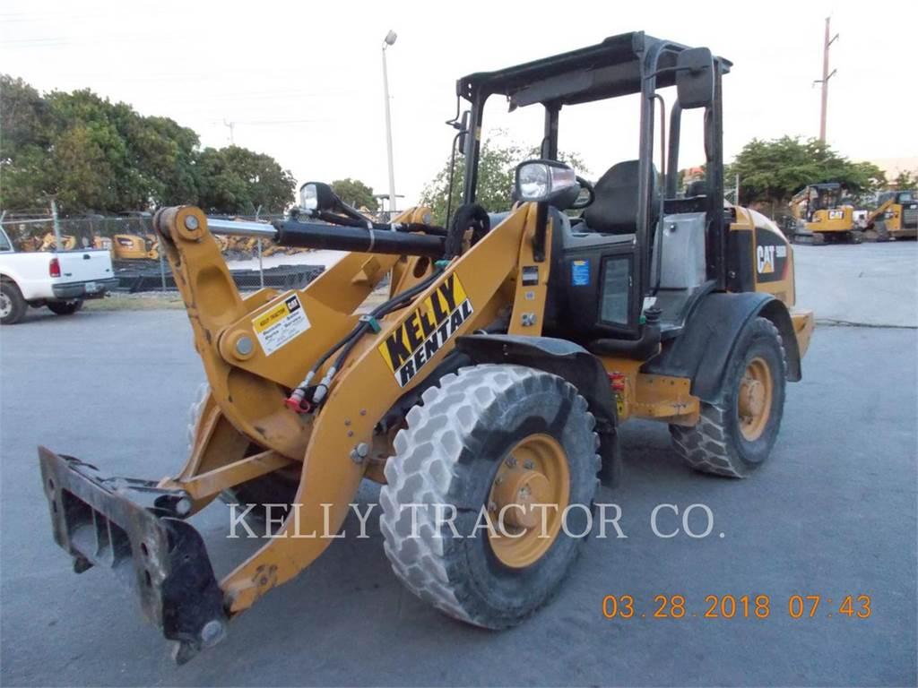 Caterpillar 906M, Incarcator pe pneuri, Constructii